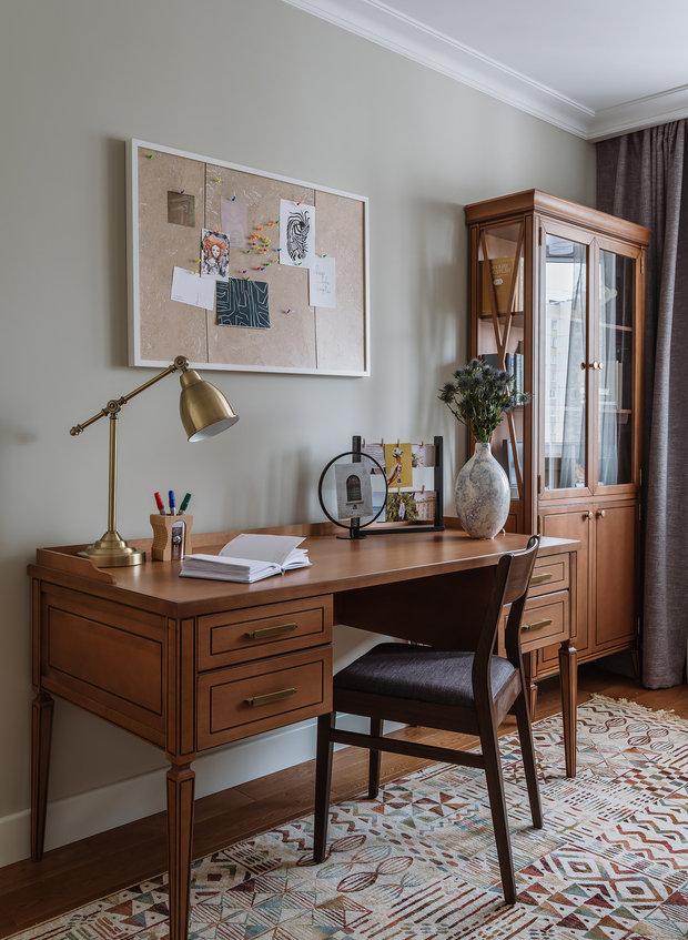 Фото из портфолио Квартира в Черемушках  – фотографии дизайна интерьеров на INMYROOM