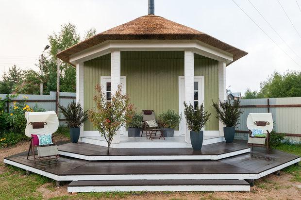 Фотография: Архитектура в стиле , Дом, Дома и квартиры, dom-iz-brusa – фото на InMyRoom.ru