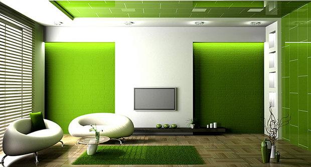 Фотография: Гостиная в стиле Скандинавский, Декор интерьера, Квартира, Дом, Декор, Зеленый – фото на InMyRoom.ru