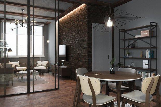 Дизайн: CENS architects