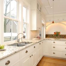 Фотография: Кухня и столовая в стиле Классический, Скандинавский, Современный – фото на InMyRoom.ru