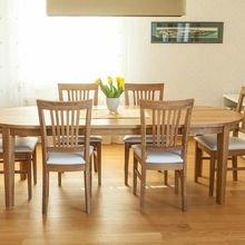 Фото из портфолио Gold oak modern complect – фотографии дизайна интерьеров на INMYROOM