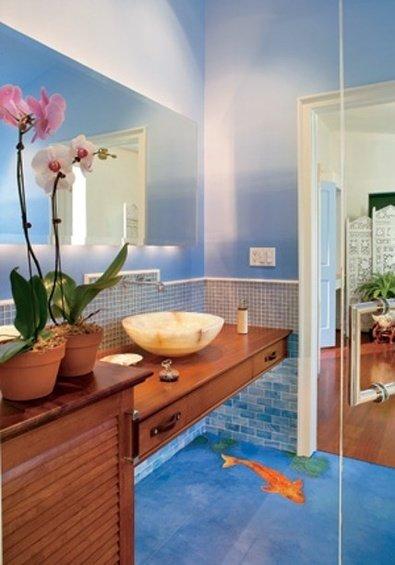 Фотография: Прихожая в стиле Лофт, Современный, Декор интерьера, Декор дома, Пол – фото на InMyRoom.ru