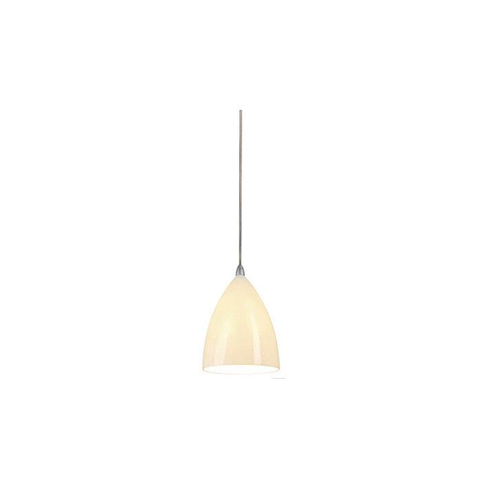 Светильник подвесной SLV Tonga серебристый / керамика белая