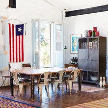 Фото из портфолио Сиднейский дом моды дизайнера Ли Мэтьюс – фотографии дизайна интерьеров на InMyRoom.ru