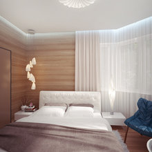 Фото из портфолио Спальня в Питере – фотографии дизайна интерьеров на INMYROOM