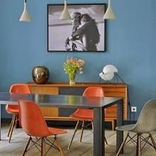Фотография: Кухня и столовая в стиле Современный, Стиль жизни, Советы, Постеры, Винтаж – фото на InMyRoom.ru