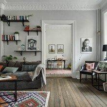 Фото из портфолио Много серого не бывает))))) – фотографии дизайна интерьеров на InMyRoom.ru
