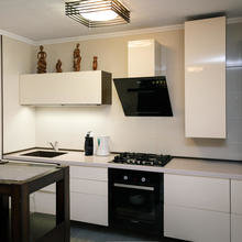 Фото из портфолио Кухня-студия с мебелью Astron – фотографии дизайна интерьеров на InMyRoom.ru