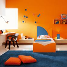 Фотография: Детская в стиле Современный, Декор интерьера, DIY, Дизайн интерьера, Цвет в интерьере – фото на InMyRoom.ru