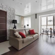 Фото из портфолио Интерьер квартиры - студии в самом центре Екатеринбурга – фотографии дизайна интерьеров на INMYROOM