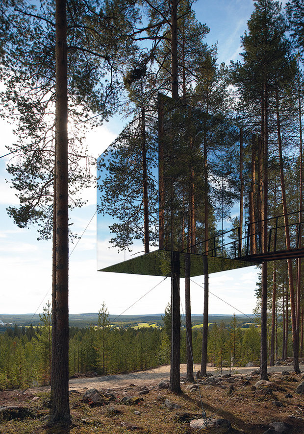 Фотография: Архитектура в стиле , Дом, Дома и квартиры, Дом на природе – фото на InMyRoom.ru