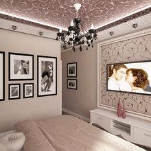 Фото из портфолио Спальня в Москве – фотографии дизайна интерьеров на InMyRoom.ru