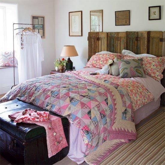 Фотография: Спальня в стиле Прованс и Кантри, Современный, Декор интерьера, Декор дома, Дача – фото на InMyRoom.ru