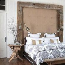 Фотография: Спальня в стиле Кантри, Эко, Декор интерьера, DIY, Мебель и свет – фото на InMyRoom.ru
