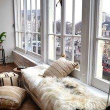 Фото из портфолио Атмосферная квартира - ЛОФТ в Амстердаме – фотографии дизайна интерьеров на INMYROOM