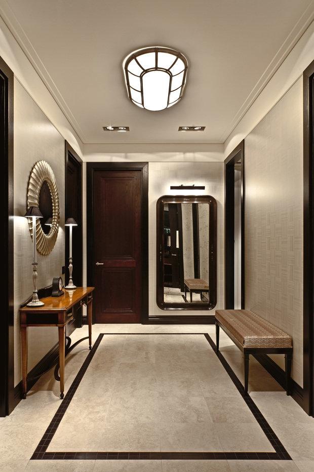 Фото из портфолио Квартира 2012 – фотографии дизайна интерьеров на INMYROOM