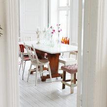Фотография: Кухня и столовая в стиле Скандинавский, Стиль жизни, Советы, Стол – фото на InMyRoom.ru