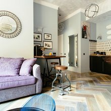 Фото из портфолио Двухкомнатные апартаменты для сдачи в аренду рядом с отелем W  – фотографии дизайна интерьеров на InMyRoom.ru