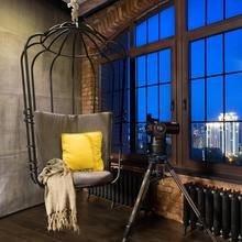 Фото из портфолио Промышленный лофт в Киеве – фотографии дизайна интерьеров на INMYROOM