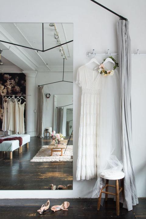 Фото из портфолио ПРИЧУДЛИВО-ЭЛЕГАНТНЫЙ САЛОН свадебной магии – фотографии дизайна интерьеров на INMYROOM