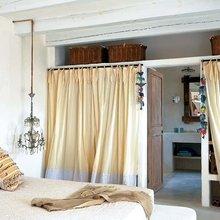 Фотография: Спальня в стиле Кантри, Классический, Скандинавский, Современный, Декор интерьера, DIY, Дом, Системы хранения – фото на InMyRoom.ru