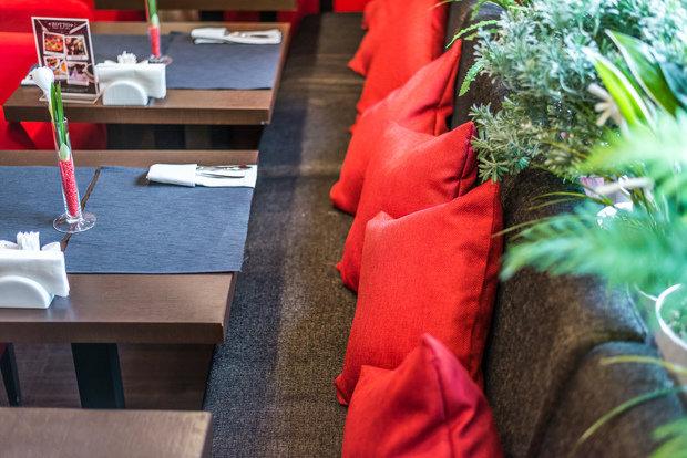 Фото из портфолио ресторан интерьер Horeca – фотографии дизайна интерьеров на INMYROOM