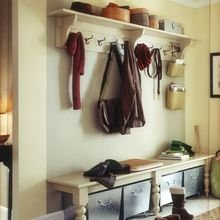 Фотография: Прихожая в стиле Современный, Интерьер комнат – фото на InMyRoom.ru