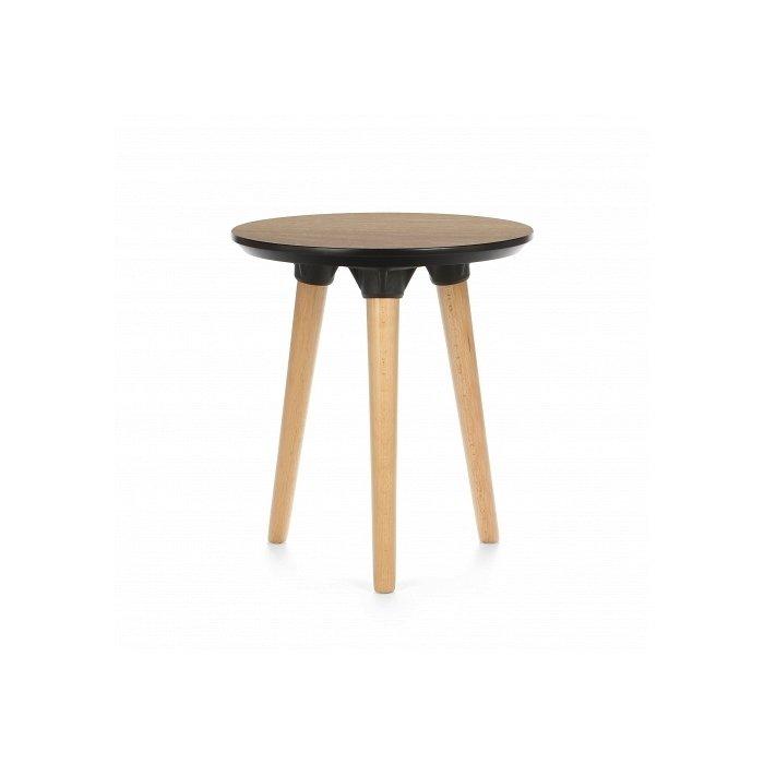 """Кофейный стол """"Molasses""""  с коричневой столешницей"""