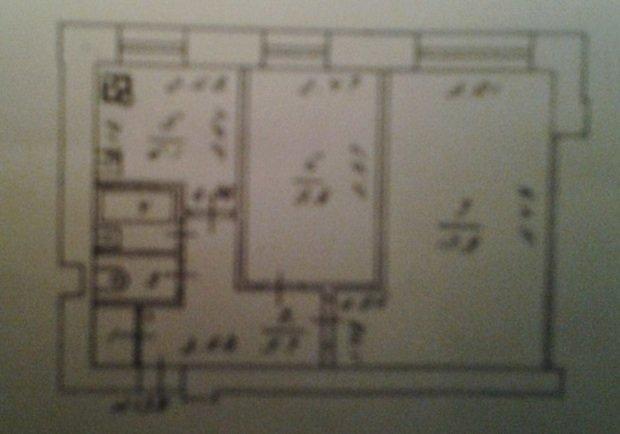 Можно ли перепланировать 2-к.квартиру  в 3-к.?