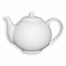 Чайник заварочный белого цвета