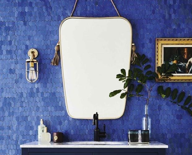 Фотография: Ванная в стиле Восточный, Декор интерьера, Наталья Преображенская – фото на INMYROOM