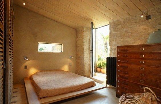 Фотография: Спальня в стиле Эко, Декор интерьера, Дом, Дома и квартиры, Прованс – фото на InMyRoom.ru