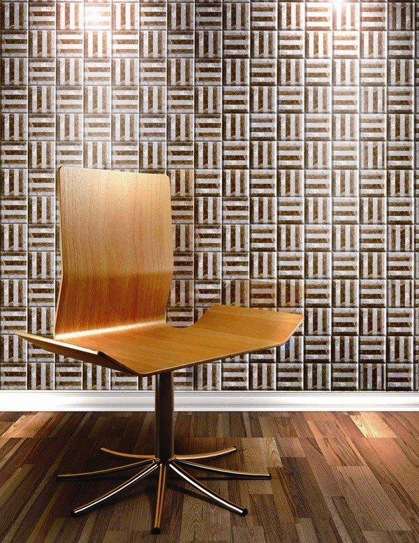 Фотография: Мебель и свет в стиле Современный, Декор интерьера, Декор дома, Стеновые панели – фото на InMyRoom.ru