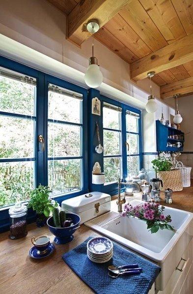 Фотография: Кухня и столовая в стиле Прованс и Кантри, Дом, Дача, Ремонт на практике, Дом и дача, Совесть – фото на INMYROOM
