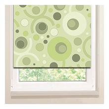 Рулонные шторы: Круговая абстракция
