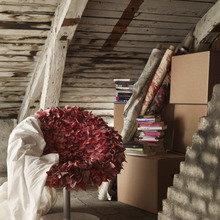 Фотография: Мебель и свет в стиле Эклектика, Скандинавский, Декор интерьера, Швеция, Декор дома, Цвет в интерьере, Белый – фото на InMyRoom.ru
