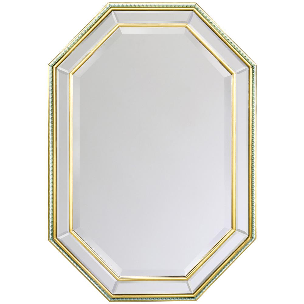 Купить Настенное зеркало капелла с каймой из бусин, inmyroom, Россия