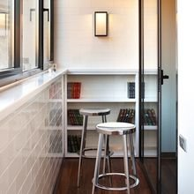 Фотография: Балкон в стиле Современный, Квартира, Советы, Ремонт на практике, как сделать косметический ремонт балкона, ремонт балкона – фото на InMyRoom.ru