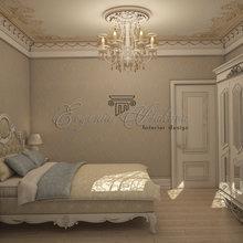Фото из портфолио Дизайн проект частного дома в стиле барокко – фотографии дизайна интерьеров на INMYROOM