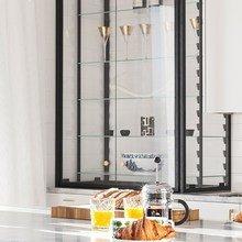 Фото из портфолио Квартира с прекрасным панорамным видом – фотографии дизайна интерьеров на INMYROOM