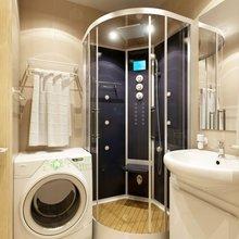 Фото из портфолио Однокомнатная квартира-студия 23.6 кв.м – фотографии дизайна интерьеров на InMyRoom.ru