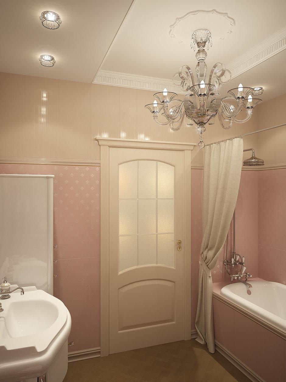 Фотография: Ванная в стиле Классический, Квартира, Дома и квартиры, Москва – фото на InMyRoom.ru