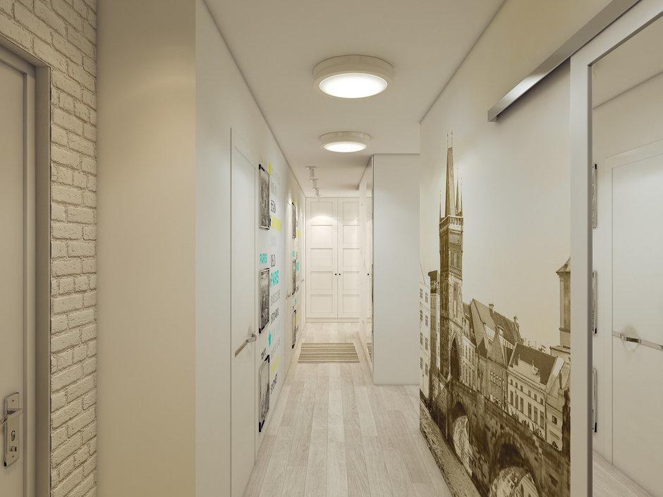 Фотография: Прихожая в стиле Современный, Квартира, Дома и квартиры, IKEA, Проект недели – фото на InMyRoom.ru