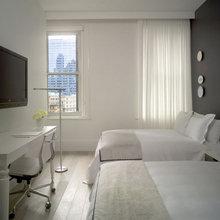 Фотография: Спальня в стиле Современный, Дома и квартиры, Городские места, Отель – фото на InMyRoom.ru
