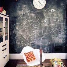 Фотография: Детская в стиле Современный, Интерьер комнат, Обои, Ремонт, Стены, Краска – фото на InMyRoom.ru