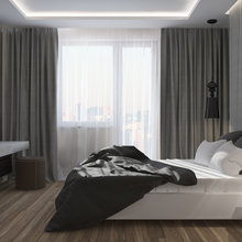 Фото из портфолио Квартира на Кантемировской – фотографии дизайна интерьеров на InMyRoom.ru