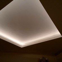 Фото из портфолио Подсветка ниши в потолке – фотографии дизайна интерьеров на INMYROOM