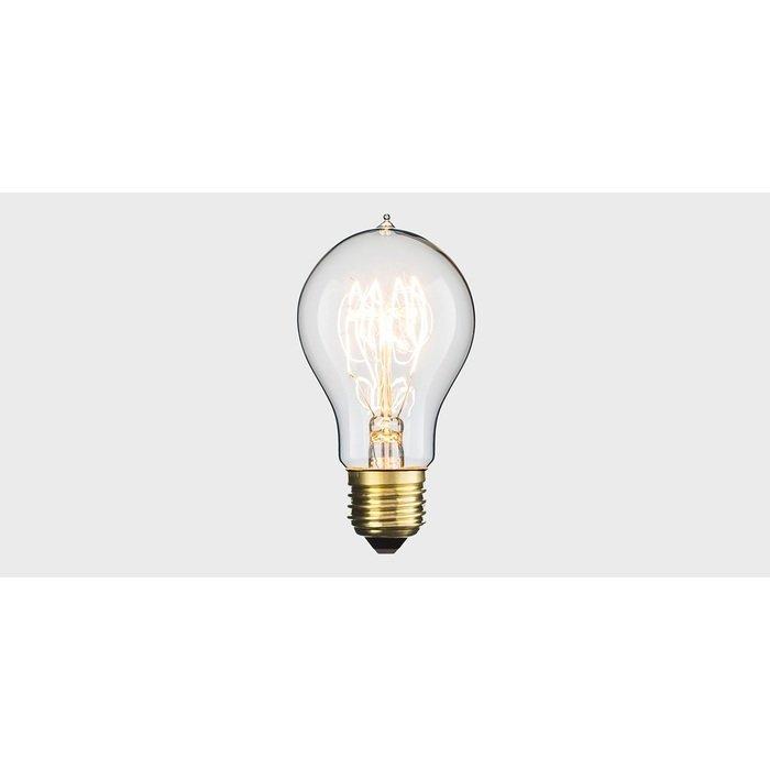 Ретро-лампа Tesla Drop