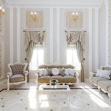Фото из портфолио Золото Черного мория – фотографии дизайна интерьеров на INMYROOM